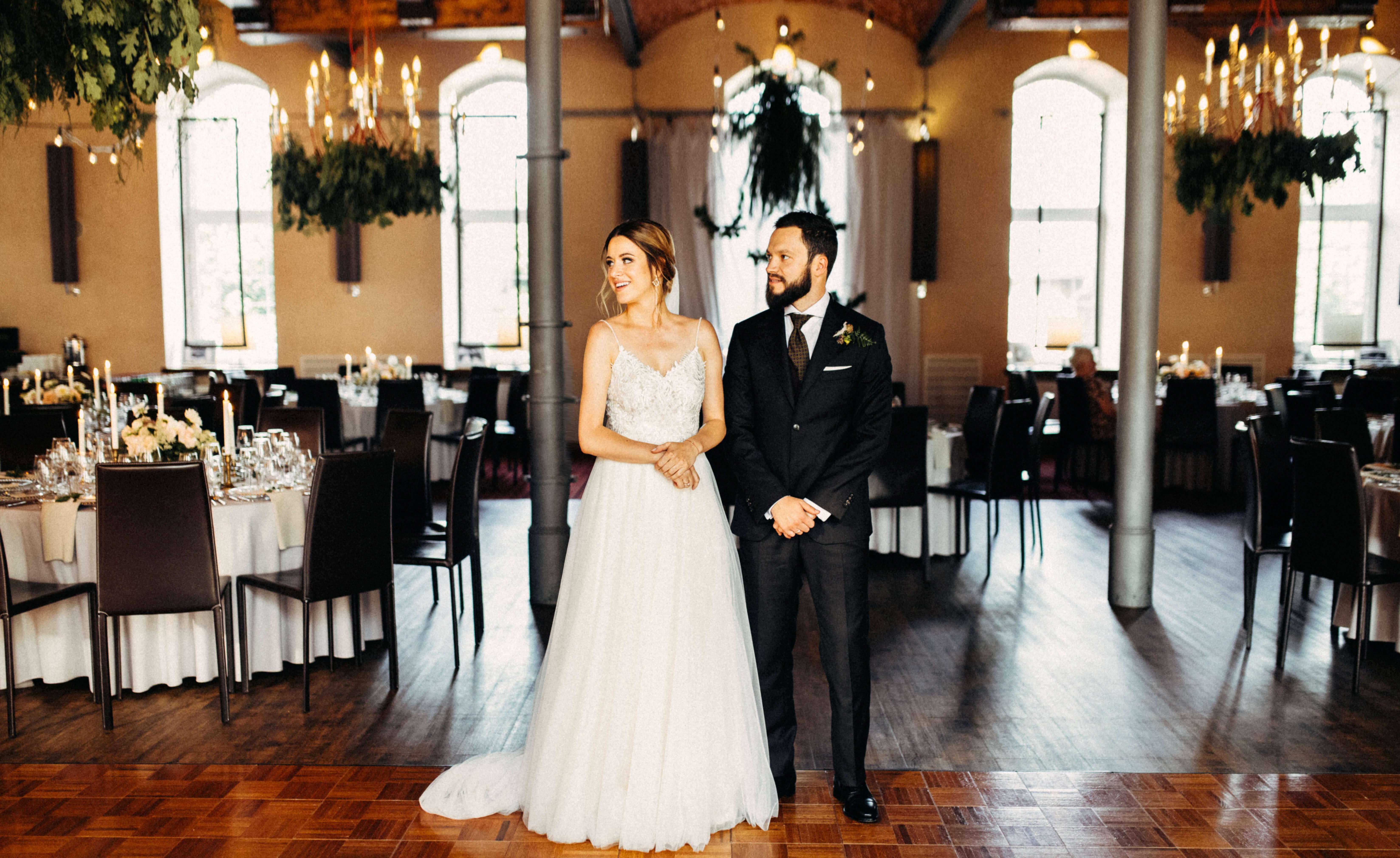 Ślub Industrialny w Młynie Jacka D&G