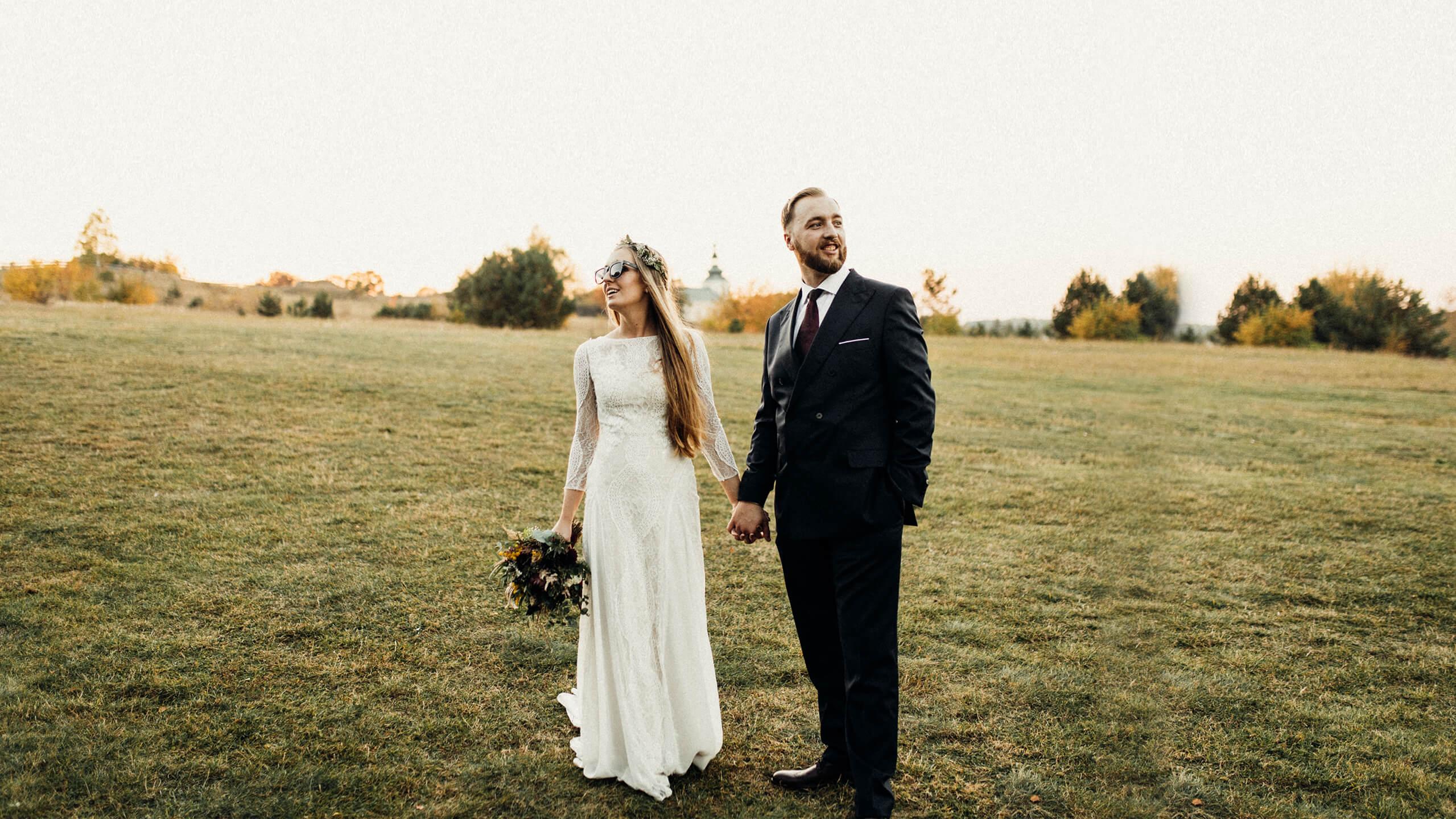 Jesienny ślub w Spichlerzu K&M